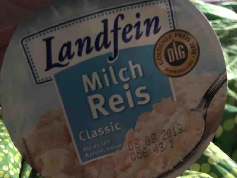 Milchreis, Classic von Krasia   Hochgeladen von: Krasia