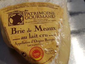 Brie De Meaux, Au Lait Cru   Hochgeladen von: reg.