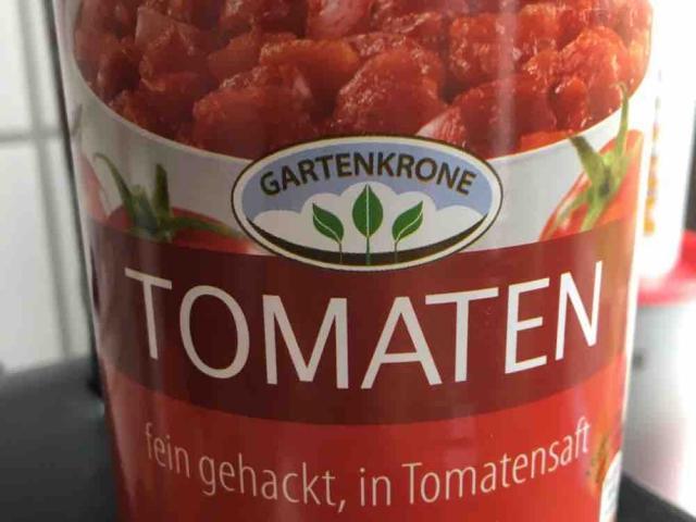 Tomaten, fein gehackt, in Tomatensaft von ButterHase | Hochgeladen von: ButterHase