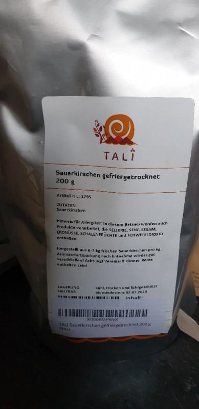 Sauerkirchen gefriergetrocknet von Quietscheententrulla | Hochgeladen von: Quietscheententrulla