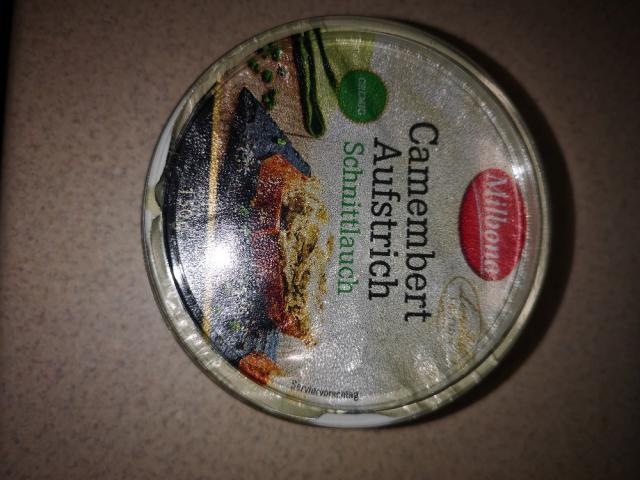 Camembert Aufstrich , mit Schnittlauch  von Leeleeth   Hochgeladen von: Leeleeth