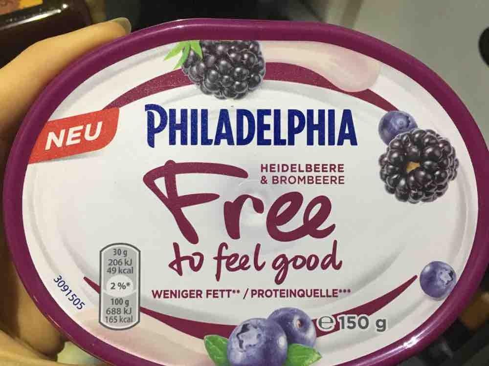 Philadelphia Free, Brombeere-Heidelbeere von alexandra.habermeier | Hochgeladen von: alexandra.habermeier