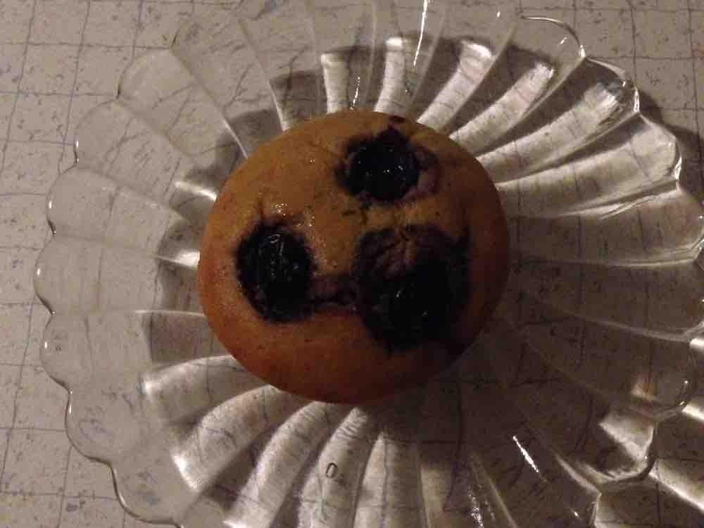 Low Carb Blaubeer Muffin von Eva Schokolade | Hochgeladen von: Eva Schokolade