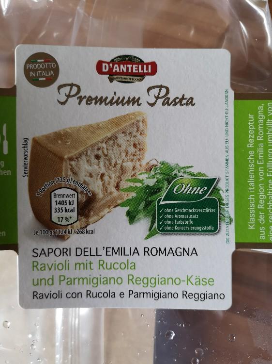 Premium Pasta Ravioli mit Rucola von dirkules   Hochgeladen von: dirkules