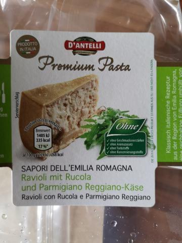 Premium Pasta Ravioli mit Rucola von dirkules | Hochgeladen von: dirkules