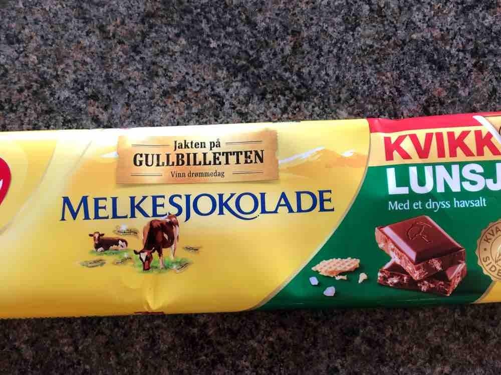 melkesjokolade, kvikk lunsj von kallarebu   Hochgeladen von: kallarebu