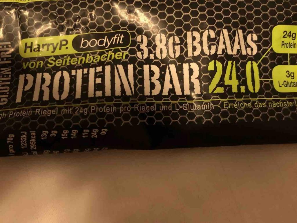 HarryP. Bodyfit Protein Bar by Wackeraf | Uploaded by: Wackeraf
