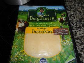 Bergader Bergbauern Butterkäse, herzhaft   Hochgeladen von: reg.