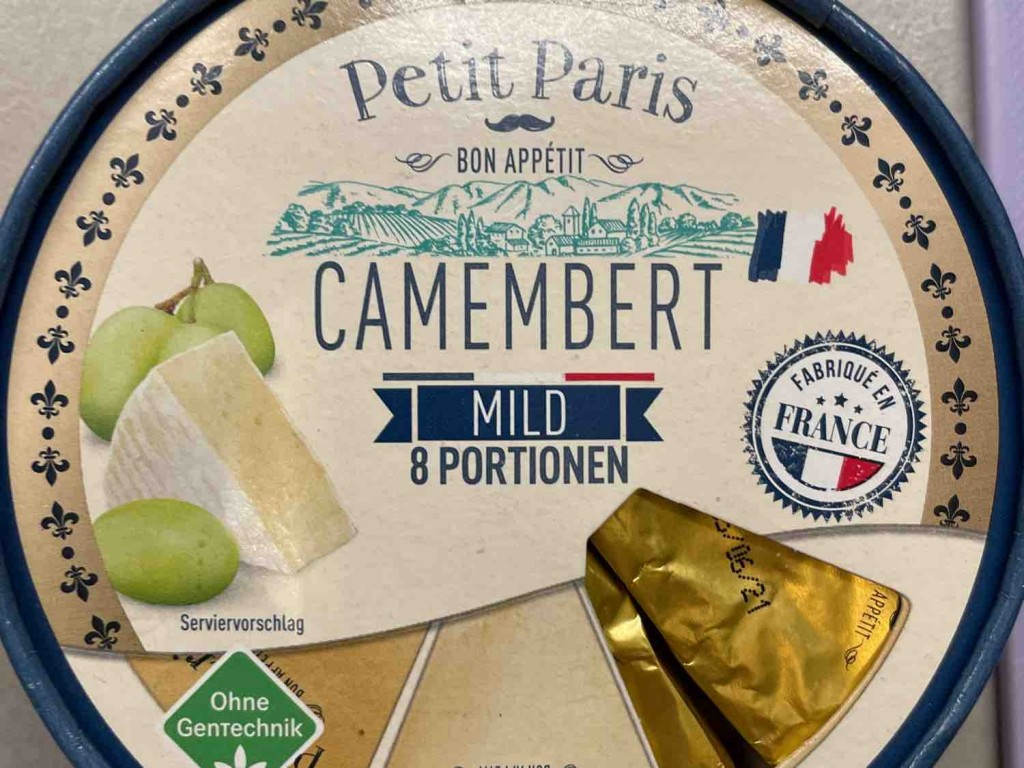 Petit Paris Camembert mild von MarcusMenke   Hochgeladen von: MarcusMenke