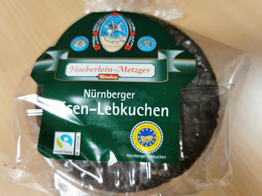 Nürnberger Elisen-Lebkuchen von moby711 | Hochgeladen von: moby711