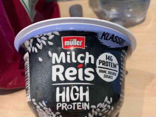 Milch Reis High Protein, Klassik von Sandra1808 | Hochgeladen von: Sandra1808