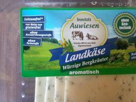 Auwiesen Landkäse, Würzige Bergkräuter   Hochgeladen von: subtrahine
