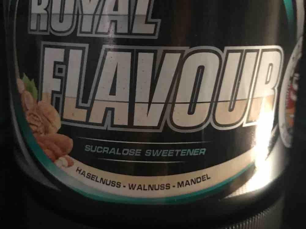 S.U Royal Flavour - Haselnuss - Walnuss - Mandel von AldenKarahmetovic | Hochgeladen von: AldenKarahmetovic