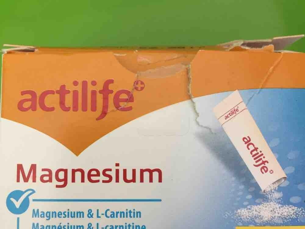Magnesium Sticks, L-Carnitin von joggs | Hochgeladen von: joggs