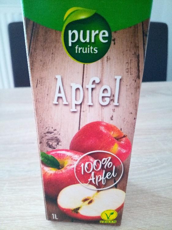 Apfelsaft Pure Fruits, Hofer von Nickii.tr   Hochgeladen von: Nickii.tr