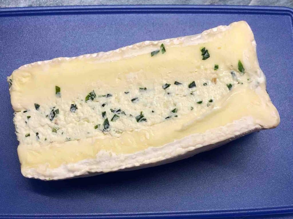 Gefüllter Brie, mit Schnittlauch von HorstVanHonk   Hochgeladen von: HorstVanHonk