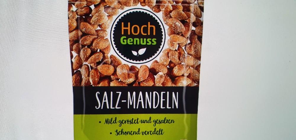 Salz Mandeln  von fitbarbie   Hochgeladen von: fitbarbie