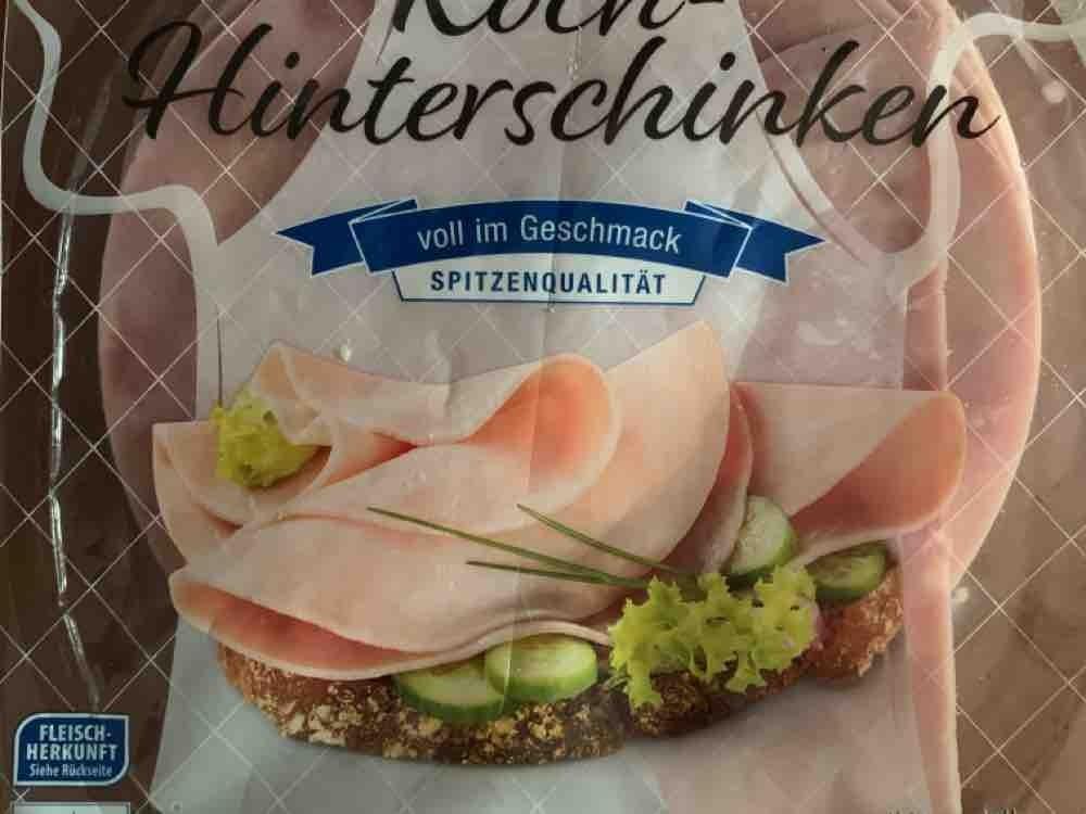 Prosciutto  Cotto, Hinterkochschinken von MiriamHa | Hochgeladen von: MiriamHa