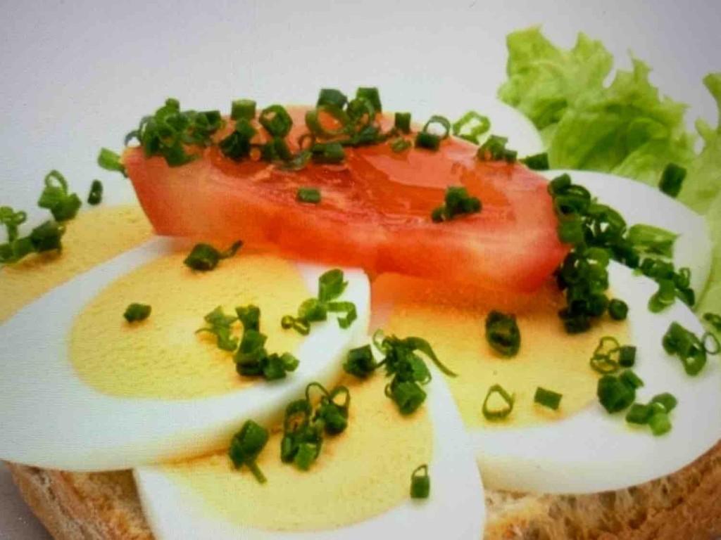 Halbes Ei-Brötchen von slotti | Hochgeladen von: slotti