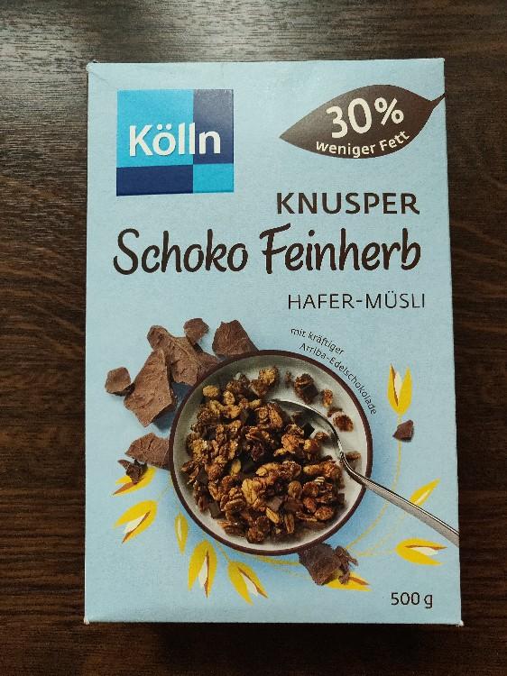 Knusper Schoko Feinherb Hafer-Müsli by MrBiceps92   Uploaded by: MrBiceps92