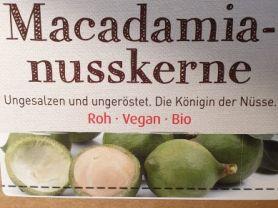 Macadamianusskerne ungesalzen und ungeröstet,  nussig   Hochgeladen von: kienle.a