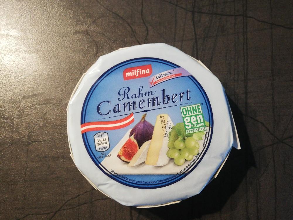 Camembert, 55% Fett i. Tr. von Laura Sophie   Hochgeladen von: Laura Sophie