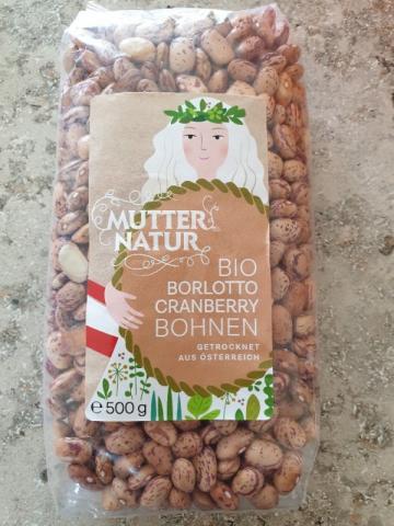 Bio Borlotto Cranberry Bohnen, getrocknet von sweetstar20 | Hochgeladen von: sweetstar20