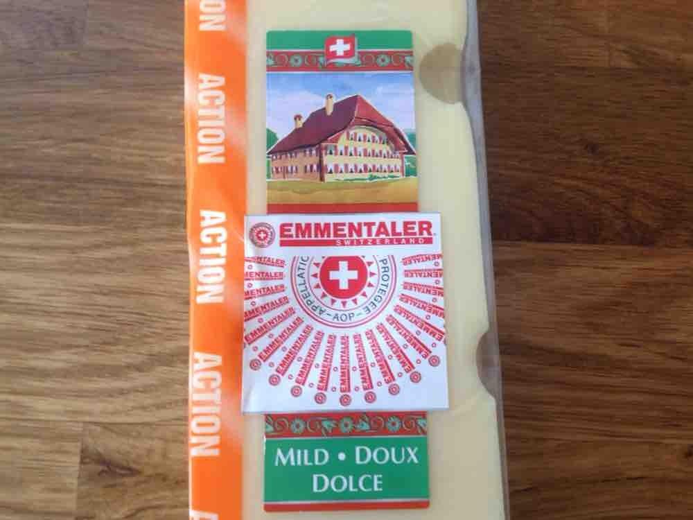 Emmentaler, Mild Doux Dolce von missmolly411 | Hochgeladen von: missmolly411