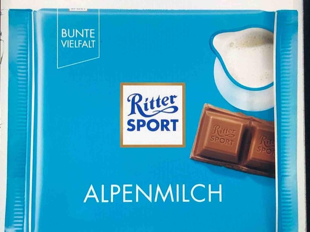 Ritter Sport (Alpenmilch) von Marie15998   Hochgeladen von: Marie15998