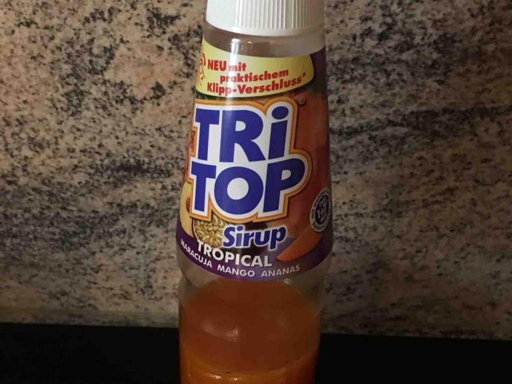 DrinkStar, TRi TOP Sirup, Tropical Kalorien - Getränke - Fddb
