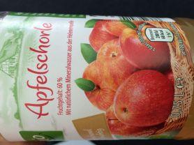 bio Apfelschorle, erfrischend fruchtig | Hochgeladen von: Rettiwalk