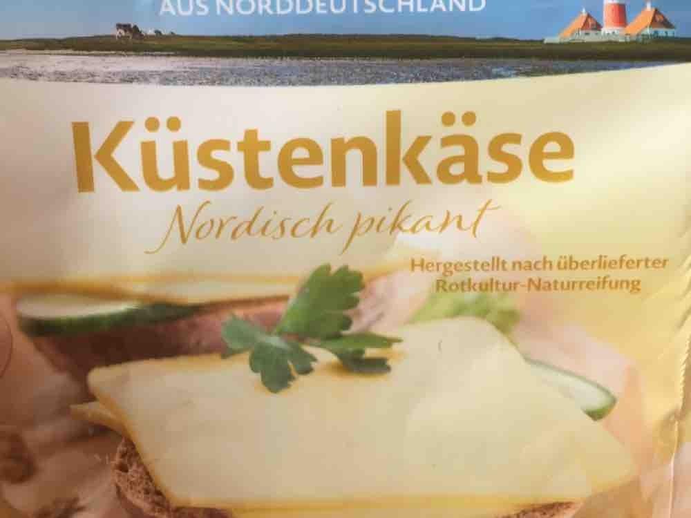 Käse Küstenkäse, 50%F.i.Tr., Aldi Süd von Brimalima   Hochgeladen von: Brimalima