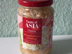 Mungobohnen-Keimlinge | Hochgeladen von: fattytoflatty