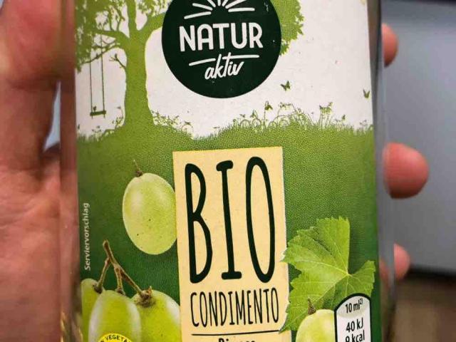Bio Condimento Bianco von winmj | Hochgeladen von: winmj