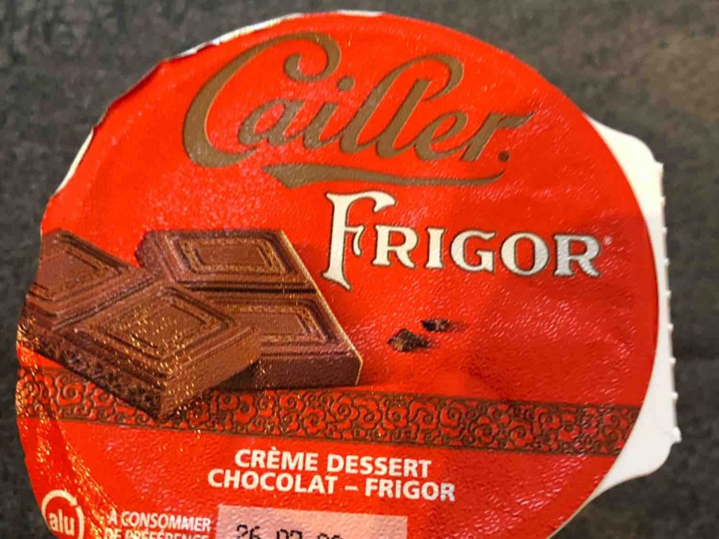 Frigor Dessertcrème von che18 | Hochgeladen von: che18
