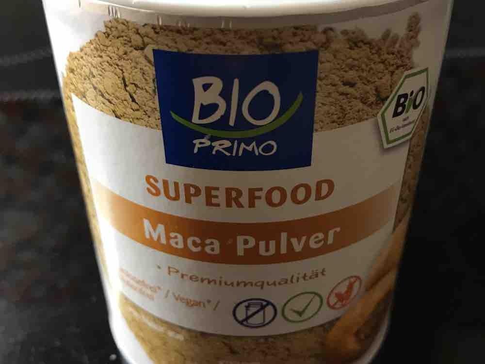 Maca pulver Bio von Diddl15   Hochgeladen von: Diddl15