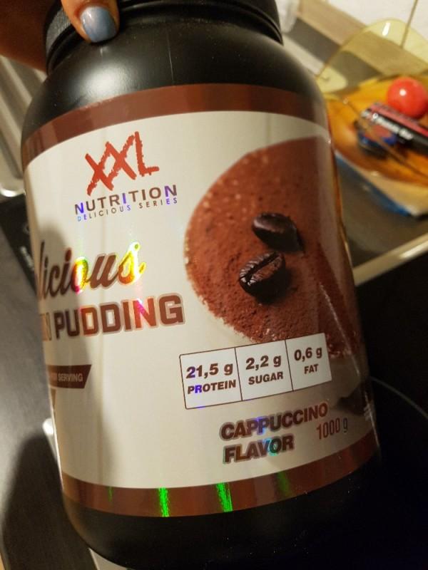 Delicious Protein Pudding, Cappuccino von Campbell | Hochgeladen von: Campbell
