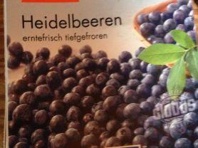 Heidelbeeren - Gefroren, Heidelbeere | Hochgeladen von: mk130571