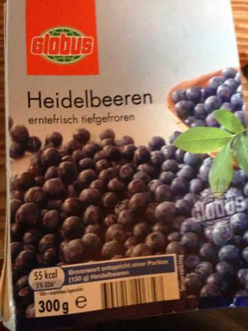 Heidelbeeren - Gefroren, Heidelbeere   Hochgeladen von: mk130571