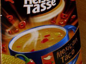 Heisse Tasse, Mexican Taco   Hochgeladen von: diekleineolga