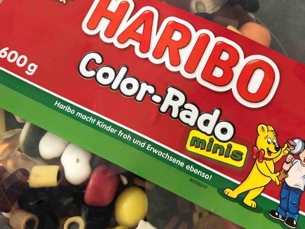 Haribo Color-Rado, minis von Fergy   Hochgeladen von: Fergy