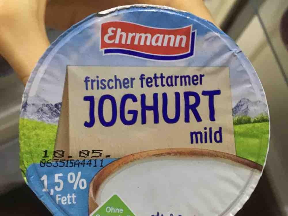 Allgäuer fettarmer Joghurt, mild, 1,5 % Fett von alexandra.habermeier | Hochgeladen von: alexandra.habermeier