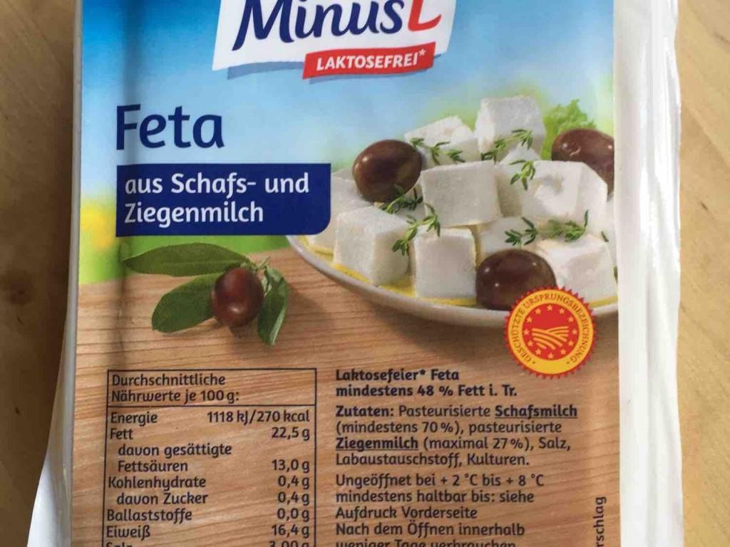 Minus L Feta von Frankinchen | Hochgeladen von: Frankinchen