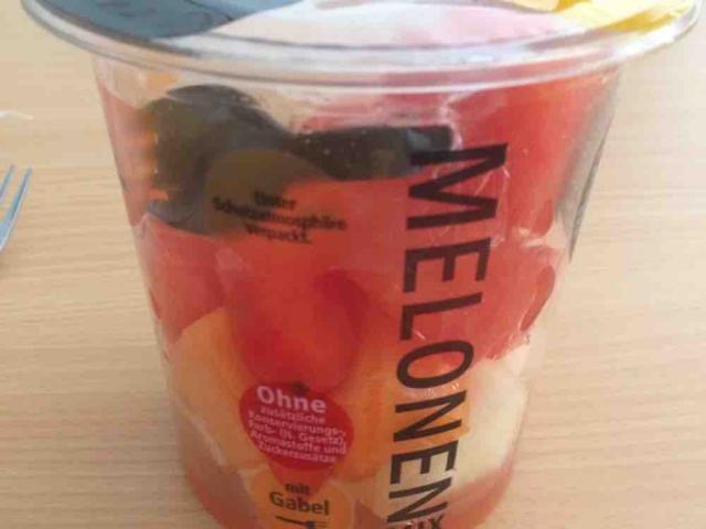 Melonenmix, Fruchtmix aus Wassermelone, Honigmelone und Cant von stefan1983   Hochgeladen von: stefan1983