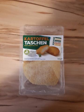Kartoffel Taschen, mit Sour Cream Füllung von Soulgyver | Hochgeladen von: Soulgyver