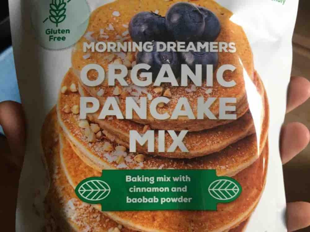 Organic pancakes mix, with cinnamon and baobab powder von HannahCharlotte | Hochgeladen von: HannahCharlotte