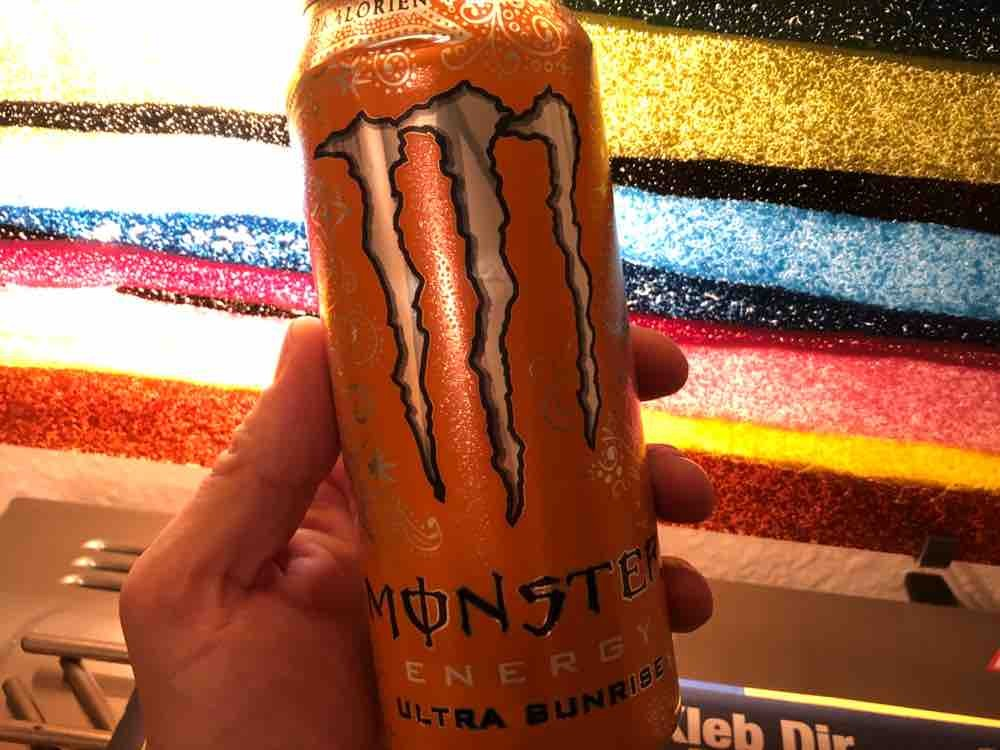 Monster Energie , ultra sunrise von K78 | Hochgeladen von: K78
