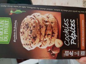 Cookies Pépites, pépites de chocolat et noisettes | Hochgeladen von: KatSchnu