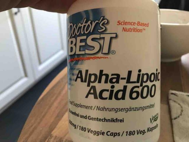 Alpha Liponsäure von marcuschaefer   Hochgeladen von: marcuschaefer