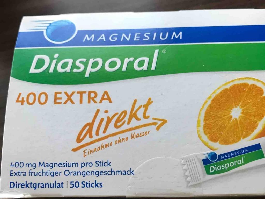 Magnesium Diasporal 400 extra Sticks von Atacama1200   Hochgeladen von: Atacama1200